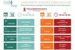 laboratori 19 e 21gen21 Minervino