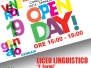 Open day Liceo FERMI gen2018