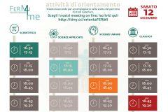 Orientamento 2021-22 save the date