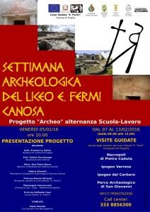 Invito Progetto ARCHEO