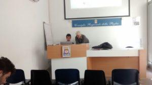 Bari,4-5 Maggio. Gli alunni della IV A e della IV F acccompagnati dalla prof. ssa Marina Falcone partecipano ai laboratori di giornalismo e social media Lettera 22