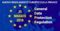 Logo GDPR - Nuovo regolamento privacy